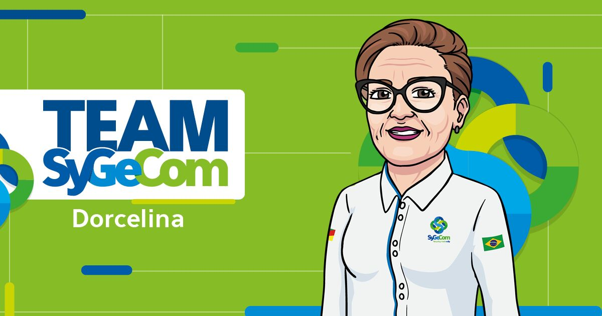 Conheça nossa Gerente Financeira: Dorcelina Machado