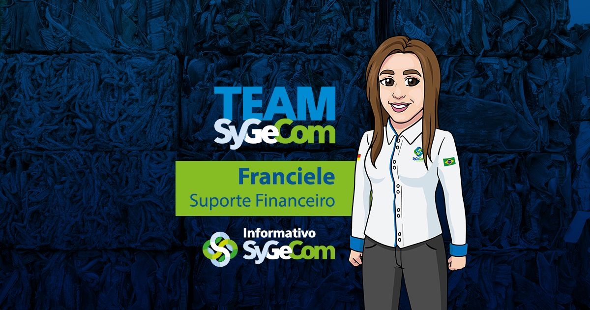 Conheça nossa N1 suporte financeiro: Franciele