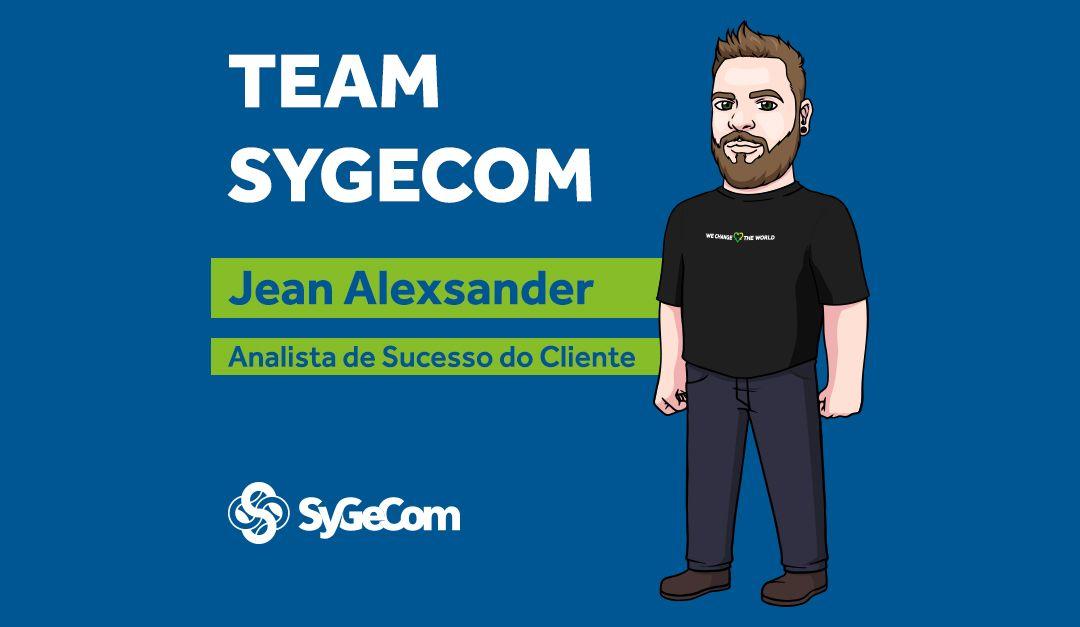 Conheça nosso analista de sucesso do cliente: Jean Alexsander