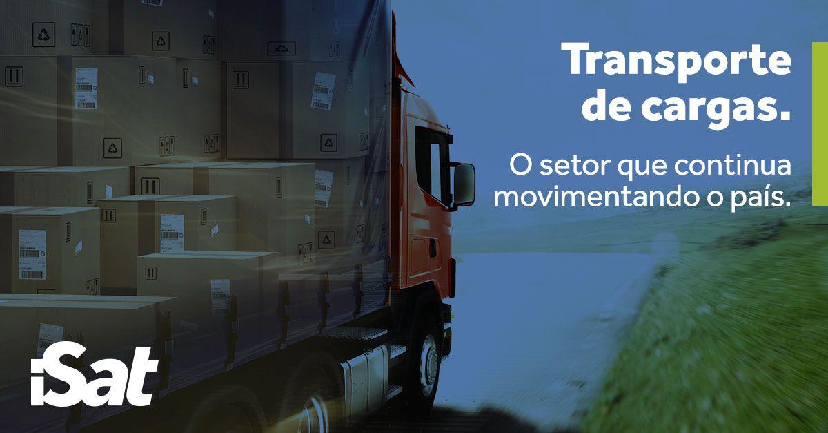 A importância do transporte de cargas no Brasil