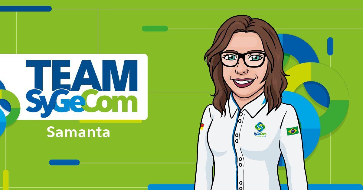 Conheça nossa Gerente de Testes : Samanta Narcizo